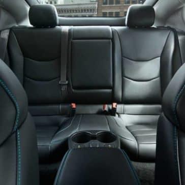 2018 Chevrolet Volt interior