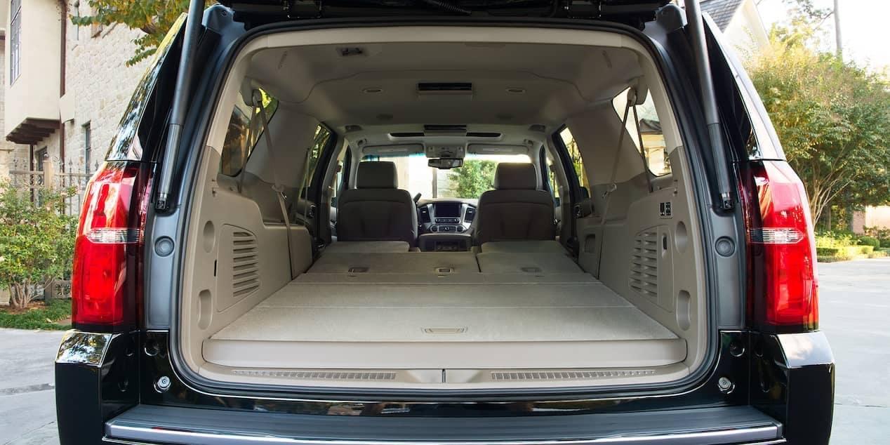 2018 Chevrolet Suburban cargo space