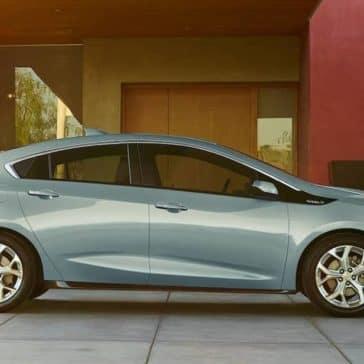 2018 Chevrolet Volt side profile