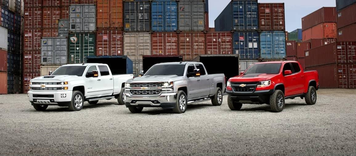 Chevrolet Truck Lineup