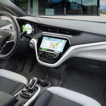 2018 Chevrolet Bolt EV Interior Cabin Dashboard