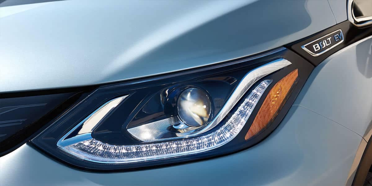 2018 Chevrolet Bolt EV LED headlight