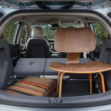 2018 Chevrolet Bolt EV Trunk Space with cargo