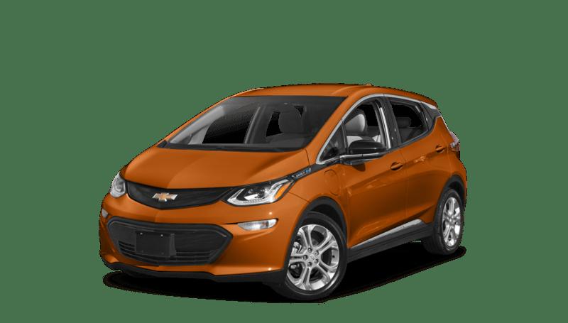 2018 Chevrolet Bolt EV image banner