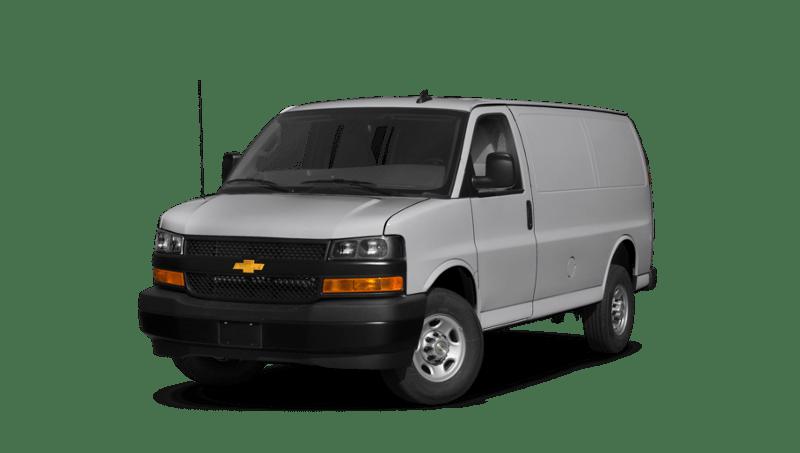2018 Chevrolet Express Cargo Van hero