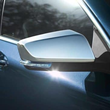 2018 Chevrolet Impala side mirror