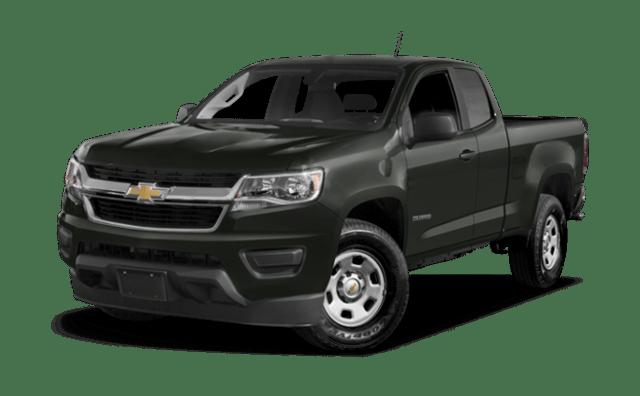 2018 Chevrolet Colorado image compare 2