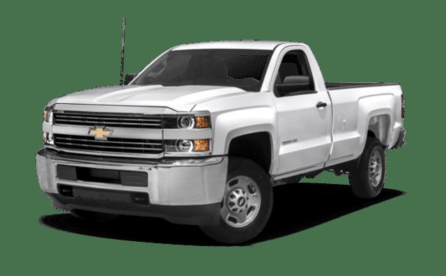2018 Silverado 2500 HD