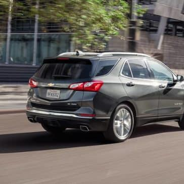 2019 Chevrolet Equinox view of rear exterior