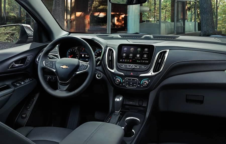 2019 Chevy Equinox Interior Features and Space | Chevrolet
