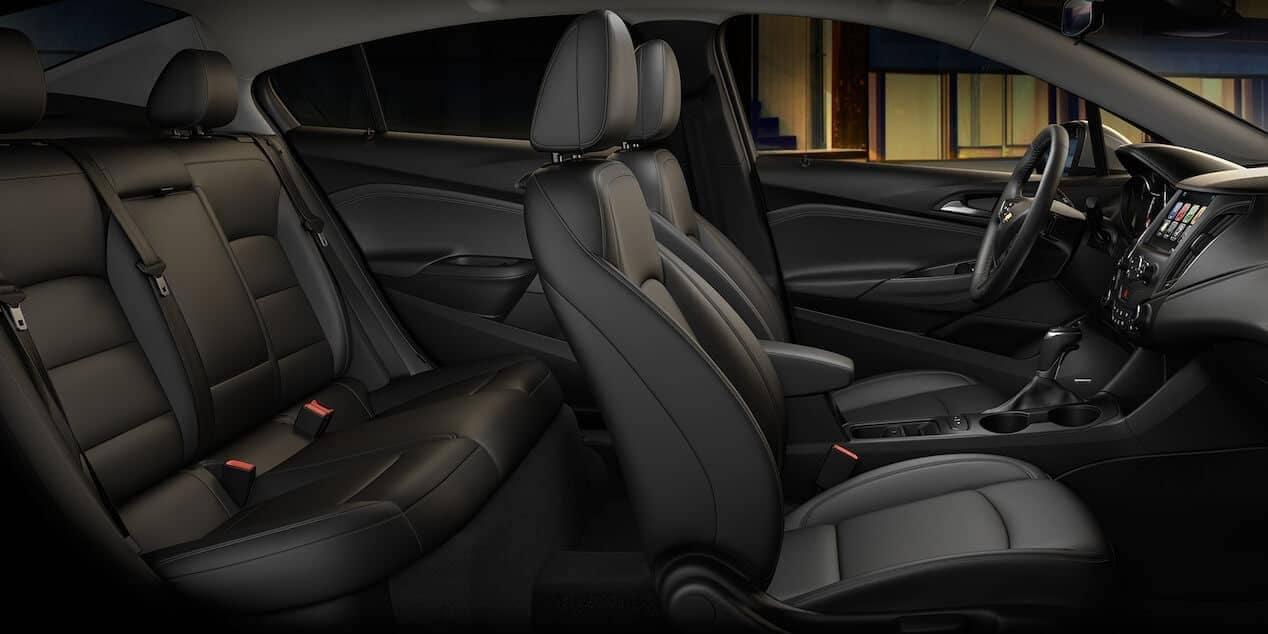 2019 Chevrolet Cruze interior cabin
