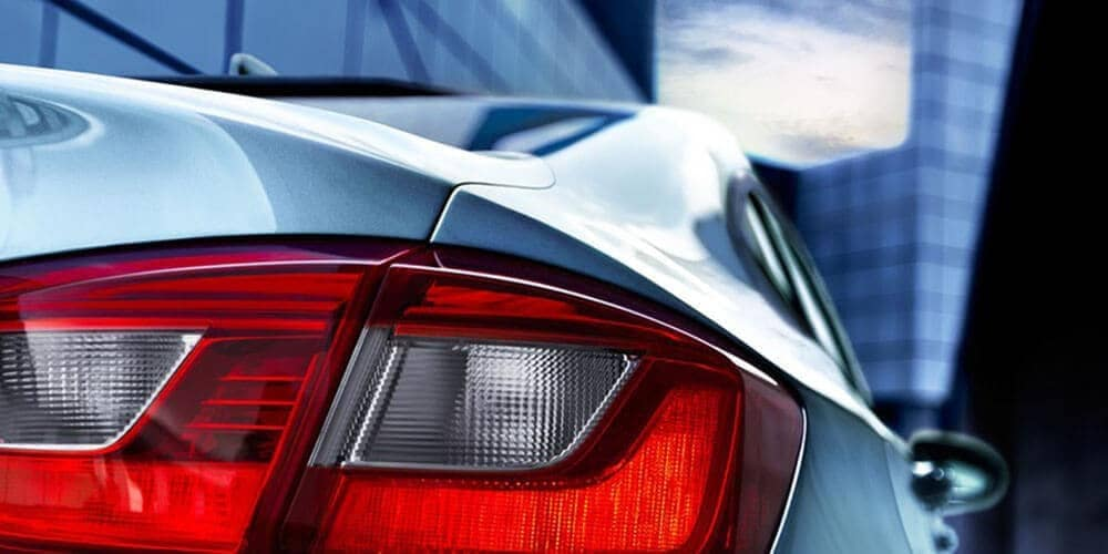 2019 Chevrolet Cruze taillights