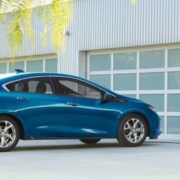 2019 Chevrolet Volt charging