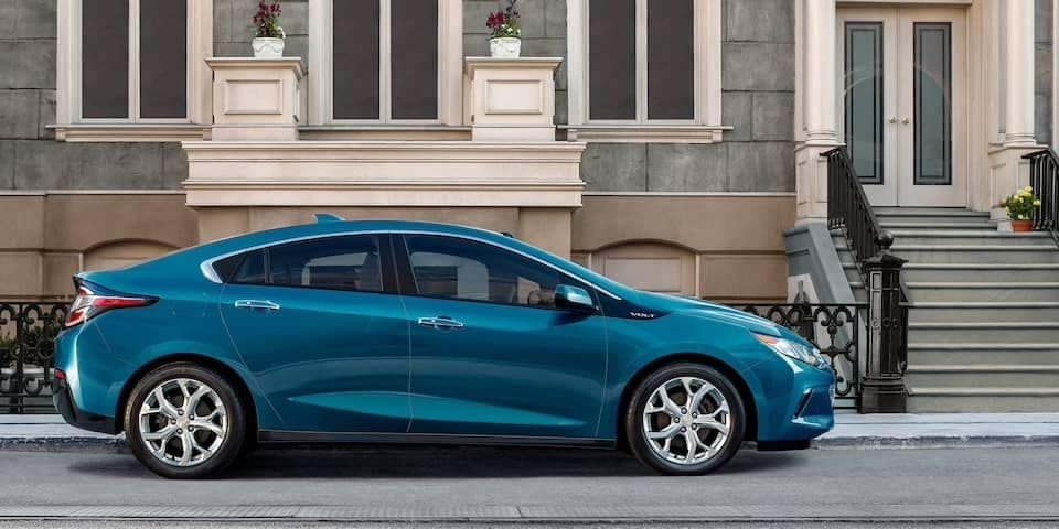 2019 Chevrolet Volt side profile