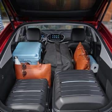 2019 Chevrolet Volt's cargo space