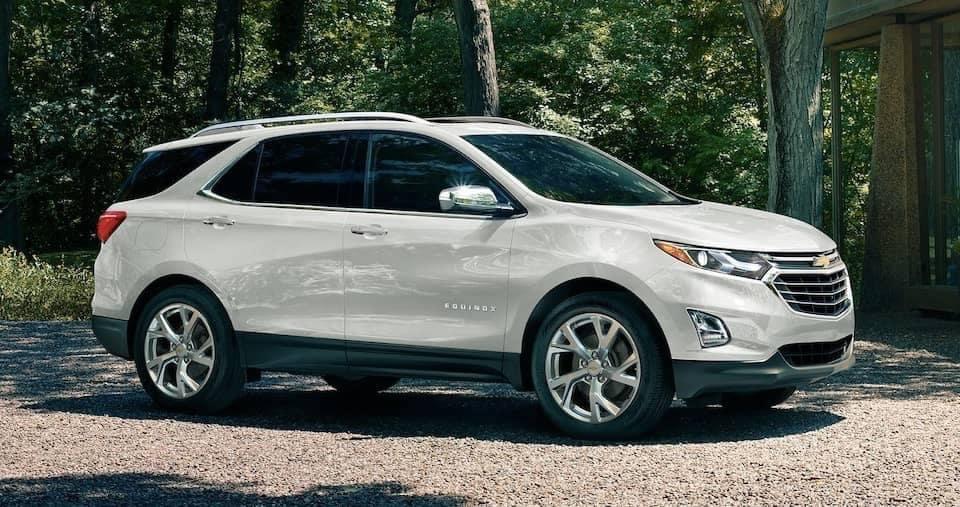 2019 Chevrolet Equinox full surround vision camera