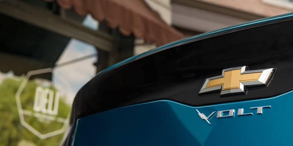 exterior detail of 2019 Chevrolet Volt