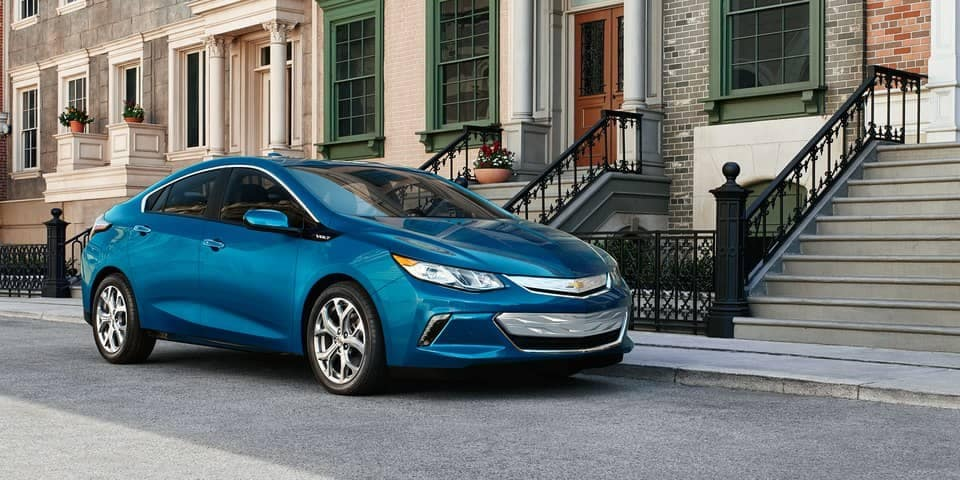 exterior of 2019 Chevrolet Volt