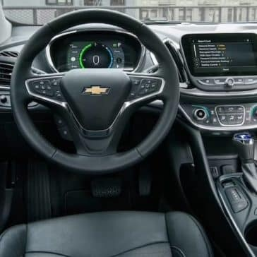 interior cabin of 2019 Chevrolet Volt