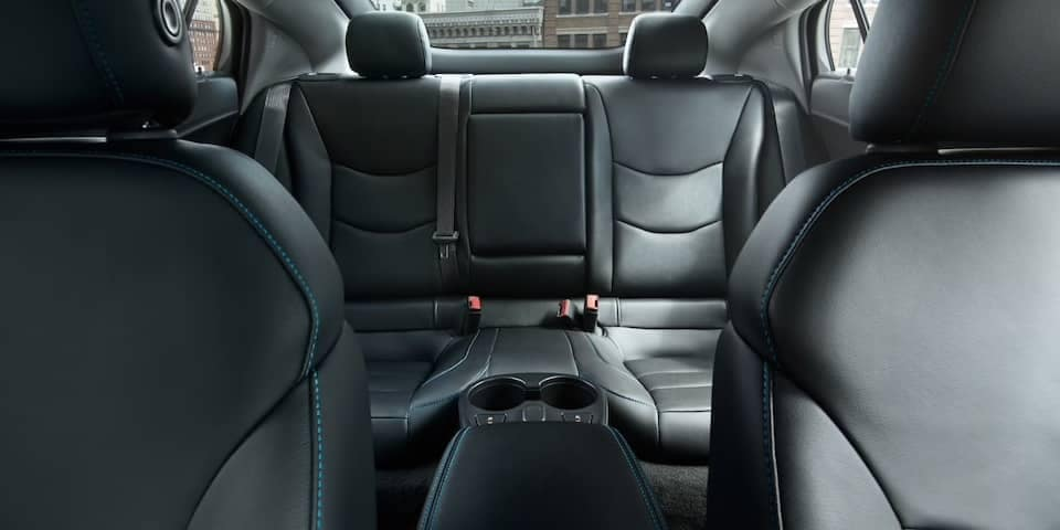 seating in 2019 Chevrolet Volt