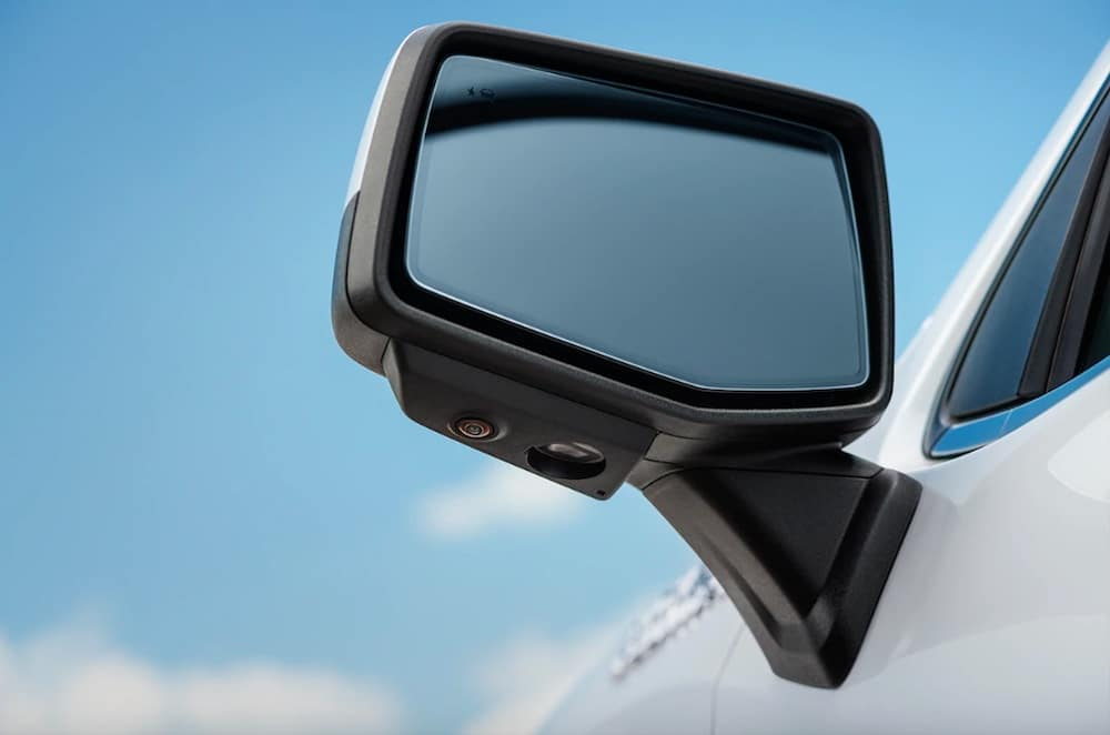 2019 Chevy Silverado 1500 mirror