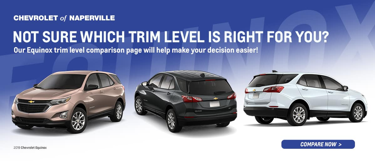 Not sure which trim level is right for you - Our Equinox trim level comparison page will help make your decision easier