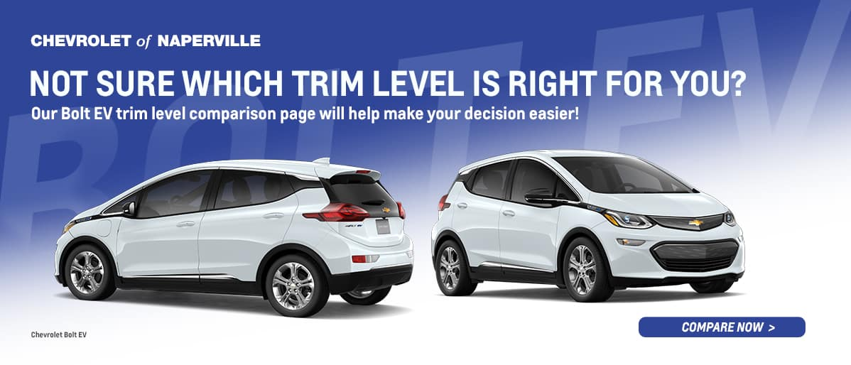 Visit Our Chevrolet Bolt EV To Learn More About The Trim Levels.