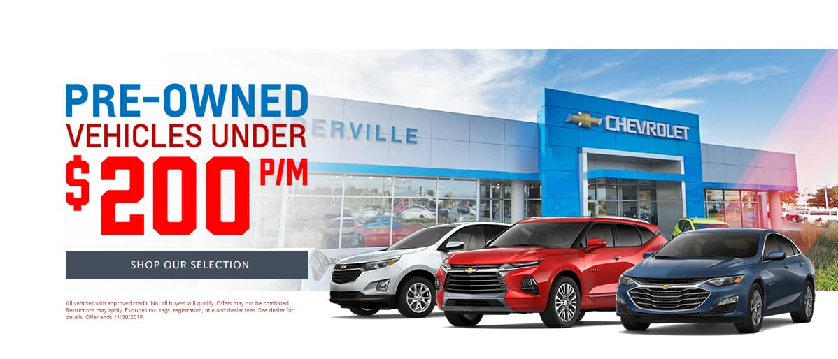 Preowned vehicles under $200 per month - Shop our selection