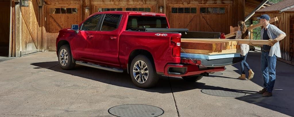 2020 Chevy Silverado 1500 Bed Size | Chevrolet of Naperville