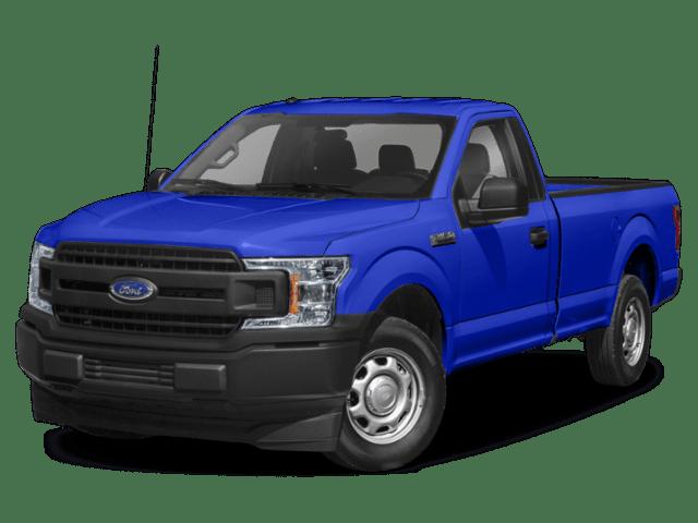 Blue 2020 Ford F-150 thumbnail