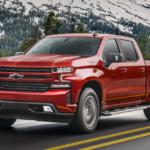 2020 Chevrolet Silverado 1500, Red Exterior