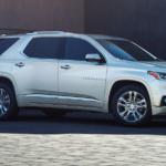 2020 Chevrolet Traverse, Silver Exterior