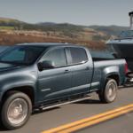 2020 Chevrolet Colorado Towing