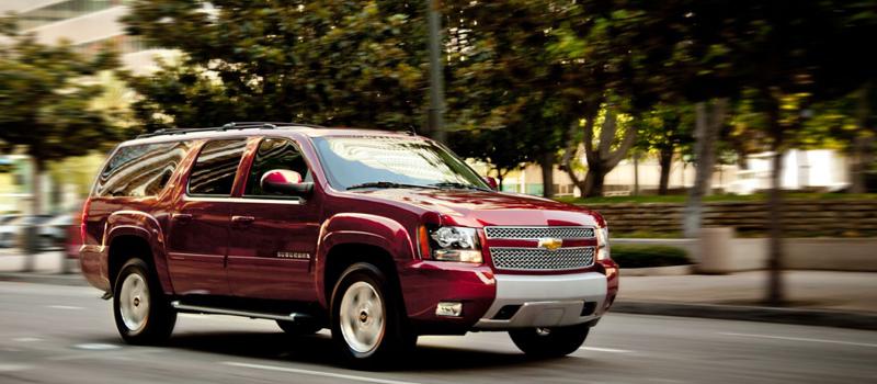 2014 Chevy Suburban Bradenton Tampa FL | Cox Chevrolet