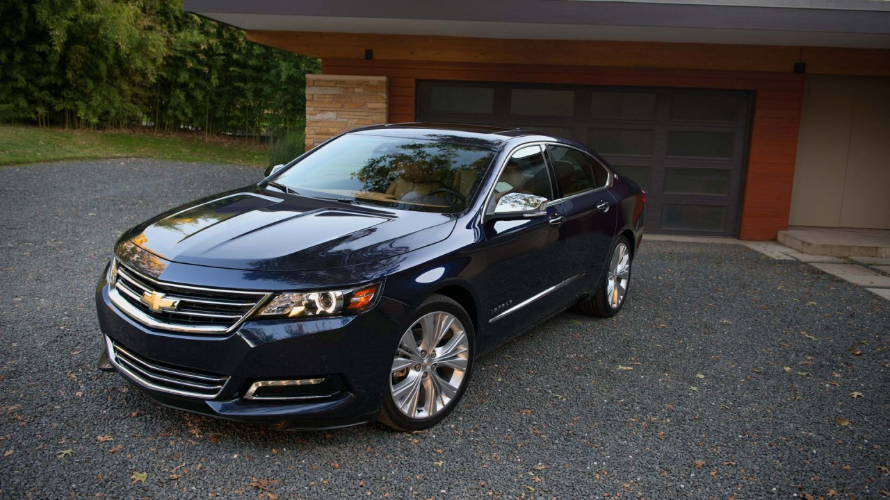 Used 2014 Chevy Impala >> The 2014 Impala Is Possibly The Best Impala Yet Cox Chevy
