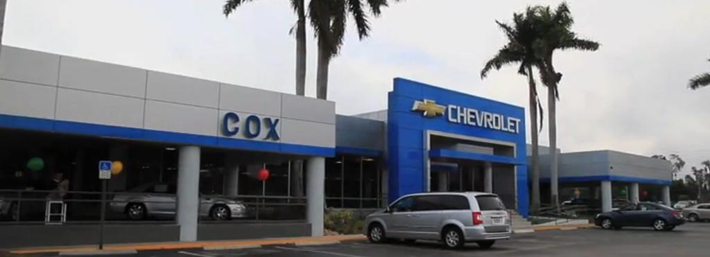 Chevy dealers near tampa fl cox chevrolet for Cortez motors bradenton fl