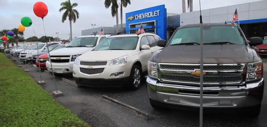 Cox Chevrolet Offers Used Vehicles To Venice Drivers