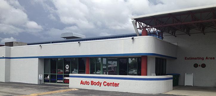 Cox Chevy Auto Body Center