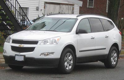 Used Chevy Traverse >> Used Chevrolet Traverse Near Bradenton Cox Chevy