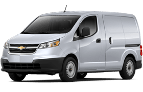 city express cargo van