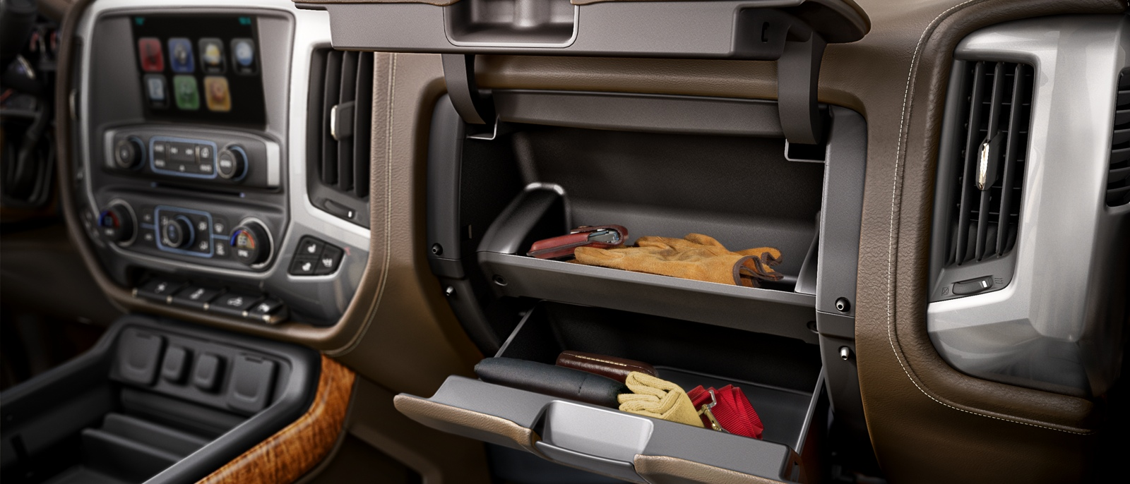 2015 Chevrolet Silverado 2500 Interior ... Idea