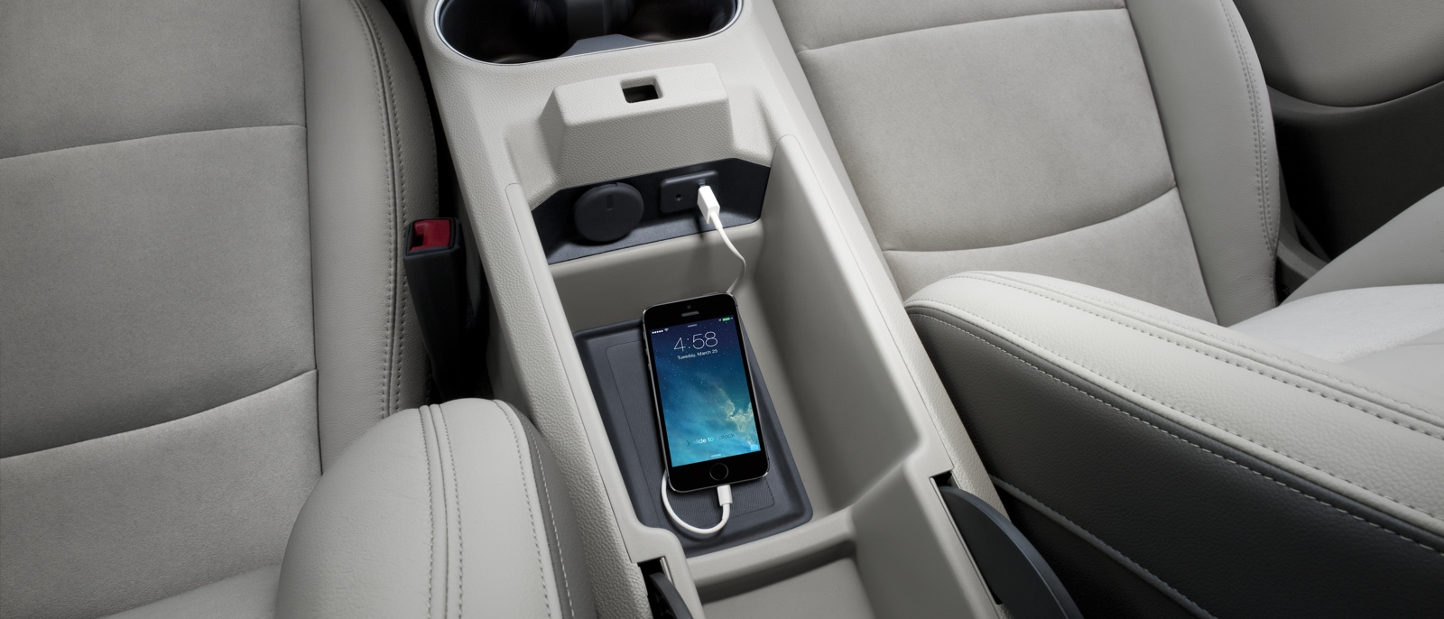 2015 Chevrolet Volt Audio Hookup