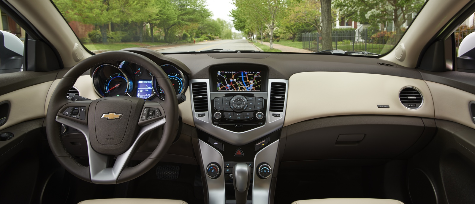 2015 Chevrolet Cruze Interior ... Nice Ideas