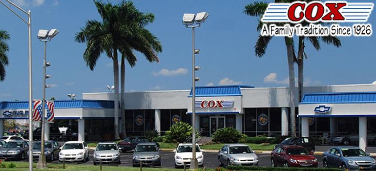 Cox Chevrolet 770x350