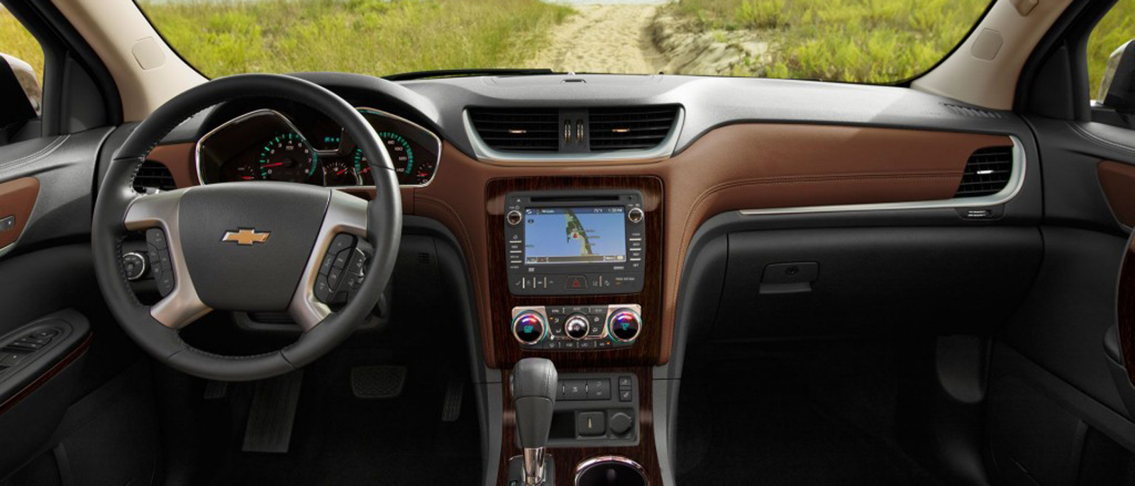 2015 Chevrolet Traverse Interior