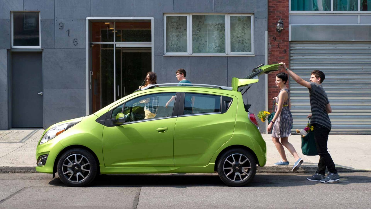 2014 Chevy Spark Named One of the Safest Small Cars | Cox ...