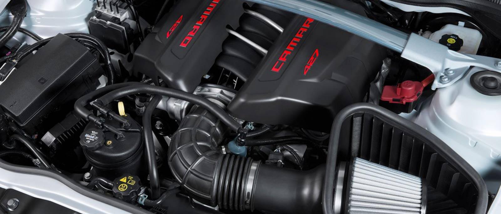 2015 Chevy Camaro Z/28 Engine