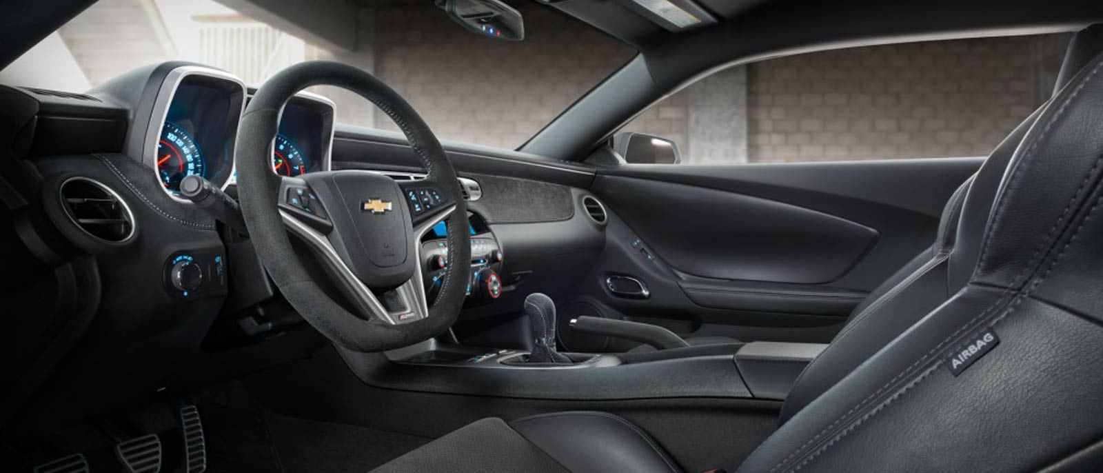 2015 Chevy Camaro Z/28 Interior