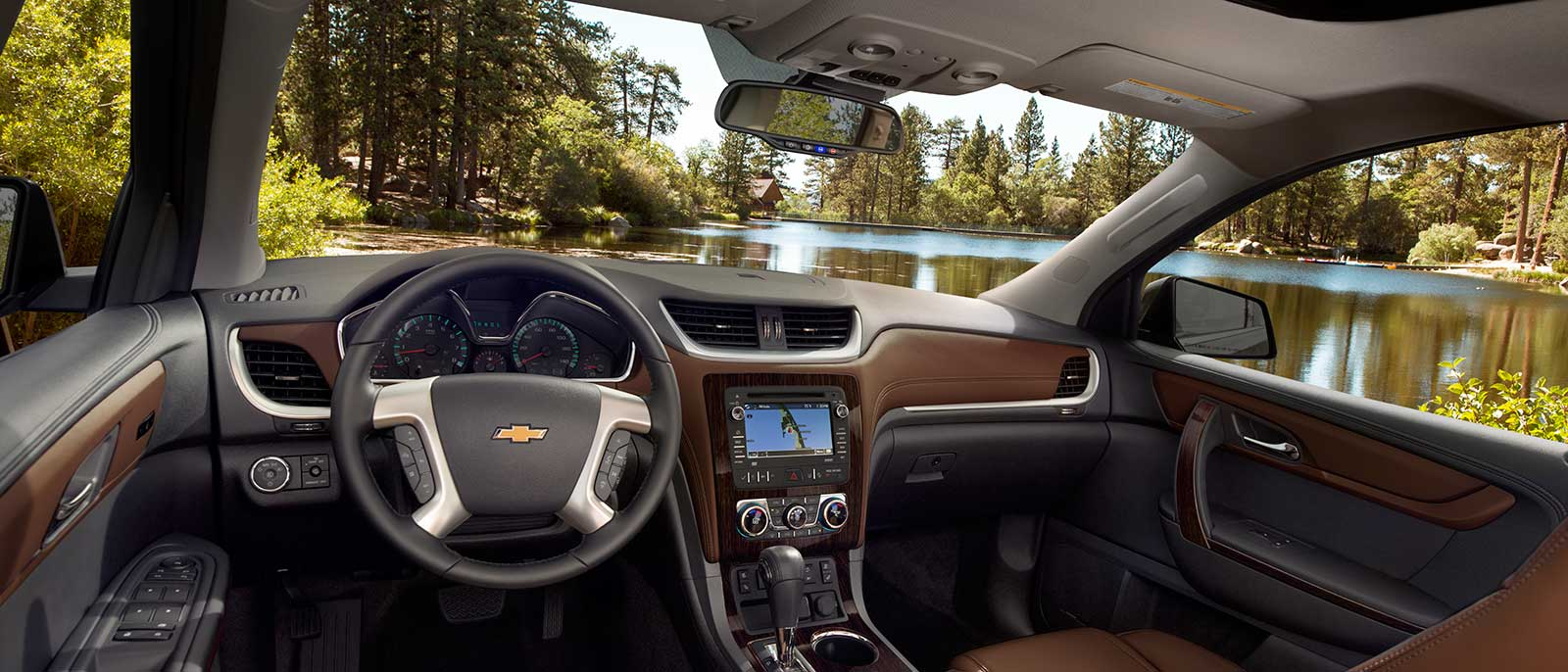 Introducing the Features of the 2017 Chevrolet Traverse