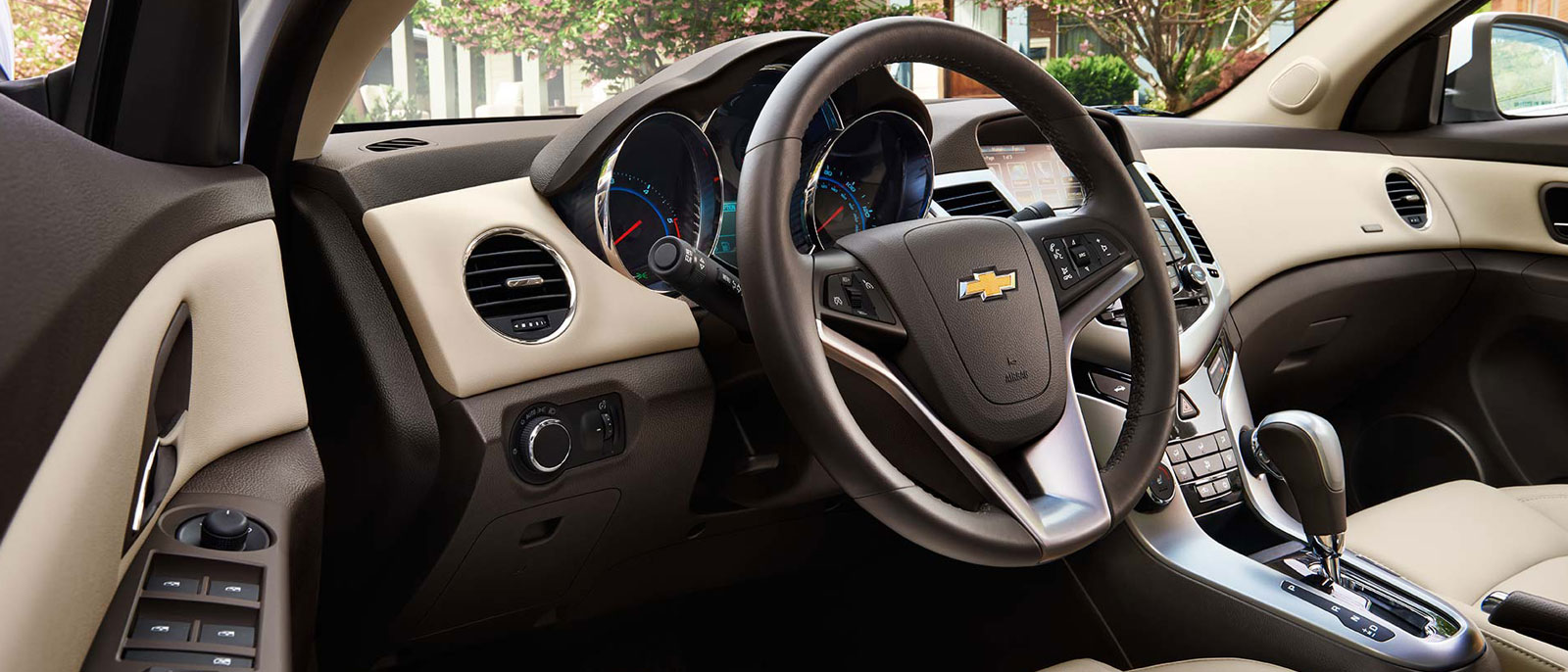 2016 Chevrolet Cruze Limited Interior ...